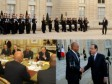 Haiti - Politic : President Martelly has been received at the Elysee