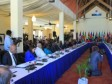 Haiti - Politic : First day of the 25th Meeting of the CARICOM