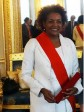 Haiti - Diplomacy : Michaëlle Jean received the highest distinction of the Legion of Honor