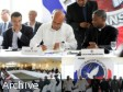 Haiti - Politic : All parties finally signed the Agreement Inter-Haitian !