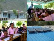 Haiti - Education : Electricity for Good Samaritan School, a promise kept by the Prime Minister