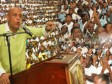 Haiti - Environment : The President Martelly appealed to civic consciousness