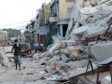 Haiti - Reconstruction : The debris are there for very a long time