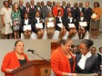 Haiti - Health : Graduation of the 3rd Promotion in epidemiology