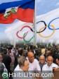 Haiti - Sports : Inauguration of the Olympic Park