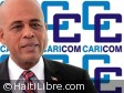 Haiti - Politic : Tour of President Martelly in Trinidad and Tobago and the Bahamas