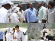 Haiti - Economy : Visit of the Minister of Economy at the customs of Malpasse