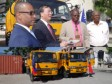Haiti - Environment : Donation of two Waste Collection Trucks (Taiwan)