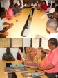 Haiti - Culture : Opening of a painting training-workshop