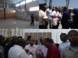 Haiti - Politic : Inspection visit of Prime Minister to Cap-Haitien International Airport