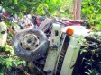Haiti - FLASH : Serious accident in Morne Tapion, 23 victims