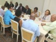 Haiti - Elections : President Martelly met with advisers of CEP