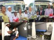 Haiti - Health : First mobile clinic in schools