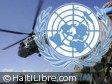 Haiti - Security : The mandate of MINUSTAH, renewed for one year