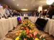 Haiti - Politic : Opening of the 4th binational high-level meeting