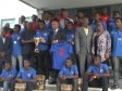 Haiti - Sports : The Prime Minister congratulated the U-17 selection, champion of the Caribbean Cup