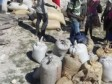 Haiti - Security : 34 bags of coffee seized and 24 Haitians arrested