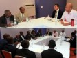 Haiti - Politic : President Martelly dialogue with the moderate opposition...