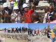 Haiti - Reconstruction : The President Martelly inspected the North Wharf works