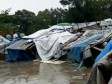 Haiti - Climate : Last assessment, considerable damage in the camps