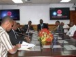 Haiti - Economy: The Minister Laleau dialogue with transport unionists