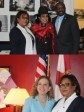 Haiti - Health : The Minister Guillaume, meets members of the US Congress