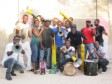 Haiti - Music : Concert of Follow Jah, at the French Institute
