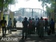 Haiti - Agriculture : The student protests continues to Damien