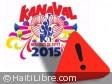 Haïti - AVIS : Carnaval 2015, mise en garde...