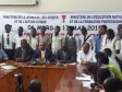 Haiti - Sports : MENPF-MJSAC Partnership for the promotion of values among youth