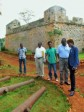 Haiti - Heritage : Tour of the Minister of Culture in the South East