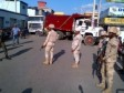 Haiti - FLASH : Extreme tension at the border, a peacekeeper shot dead