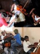 Haiti - Jacmel : The School of Music Dessaix-Baptiste