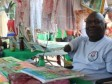 iciHaiti - Social : Participation of people with disabilities at the Agricultural Fair