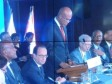 Haiti - Environment : The President Martelly at Caribbean Climate Summit 2015