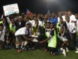 Haiti - Sports : Winners of the Inter School Football Championship 2015