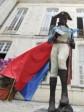 Haïti - Culture : Une statue de Toussaint-Louverture dévoilée à La Rochelle