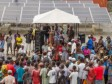 Haiti - Technology : First Solar-powered microgrid