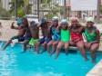 iciHaïti - Social : Succès du programme de natation pour handicapés