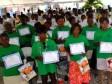 iciHaïti - Santé : 192 mamans diplômées
