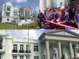 Haiti - Reconstruction : Inauguration of the Court of Cassation