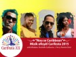 iciHaïti - Tourisme : Chanson officielle la XIIe édition Carifesta 2015