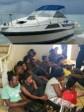 Haïti - Social : 25 boat-people haïtiens, débarquent près de Boynton Inlet