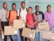 iciHaïti - «Kore Etidyan» : La distribution de Laptop se poursuit