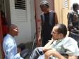 iciHaïti - Social : Gérald Oriol Jr. en visite au village Lumana Casimir