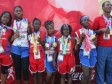 Haiti - Sports : 10 medals for Haiti at Special Olympics in Los Angeles