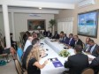 Haiti - Elections : Important meeting with Evans Paul, the CEP and the Core Group