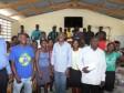 iciHaïti - Politique : Evans Paul en visite à Bois Neuf