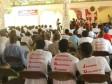 iciHaïti - Politique : Lancement officiel du mouvement «Jeunesse Unie pour le Renouveau Archelois»