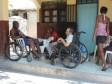 iciHaïti - Social : Gérald Oriol Jr. dans la ville des Gonaïves